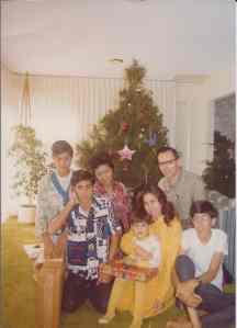 Cran Fam, Christmas